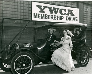 Youngstown membership drive in 1921