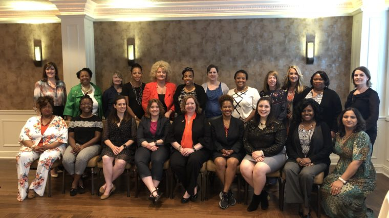 YWCA Board in May 2018