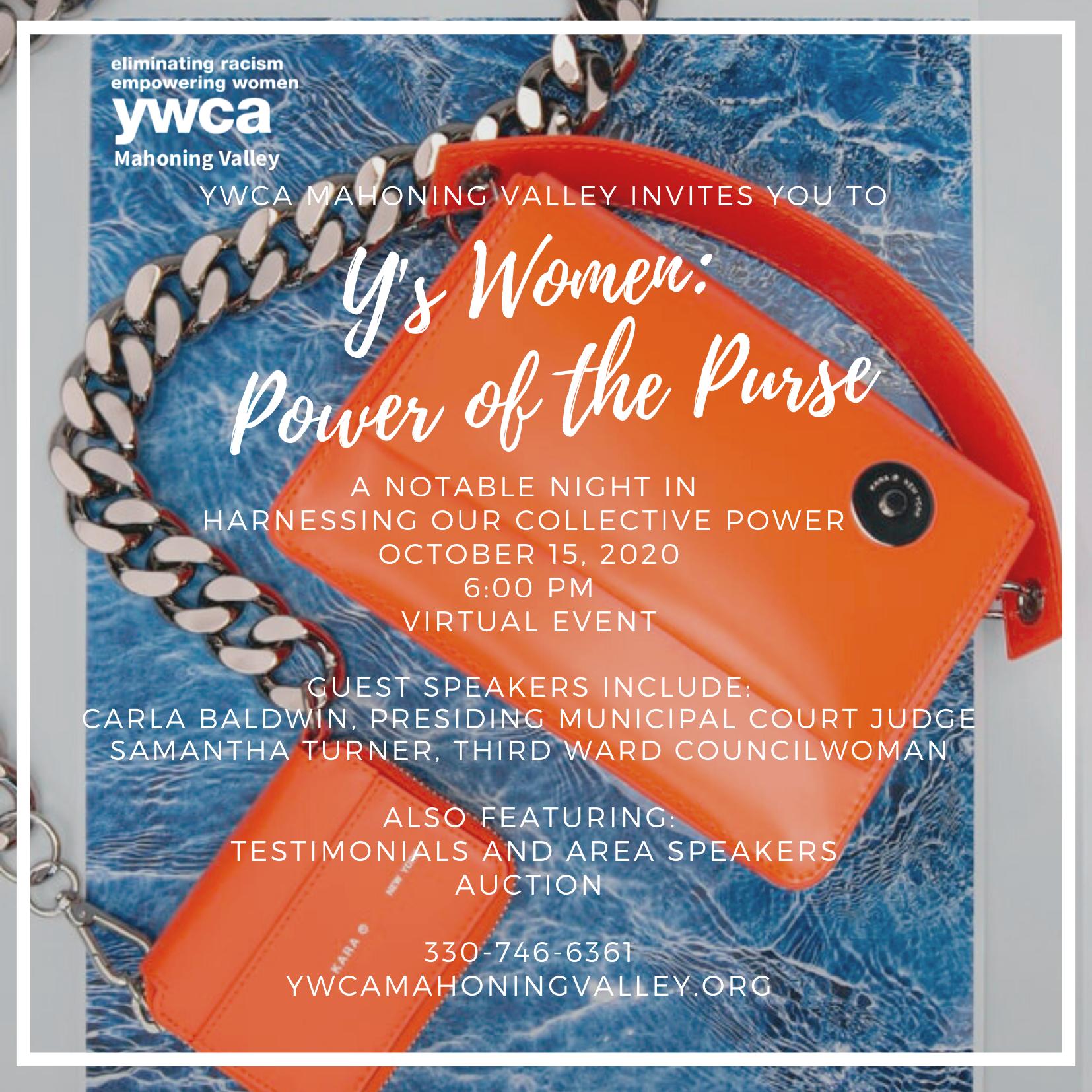 Y's Women @ Online Event